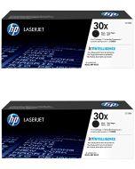 HP 30X (CF230X) Black Toner Cartridge