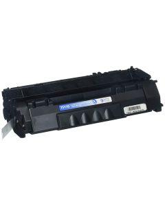Elite Image ELI75110 Compatible Toner Replaces HP Q5949A (49A), Black