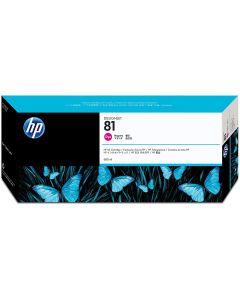 HP C4932A HP - No. 81 Dye Ink Cartridge 680ml Magenta For Hp Designjet 5000 Series