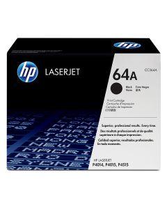 HP 64A (CC364A) Black Original Toner Cartridge