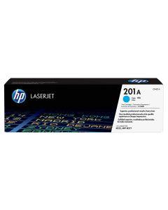 HP 201A Laserjet Cyan Toner Cartridge (CF401A)