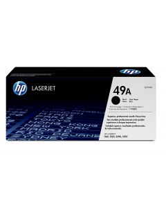 HP 49A  (Q5949A) Standard Yield Black Toner Cartridge